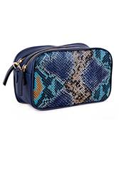 Resim Leather Blue Snake