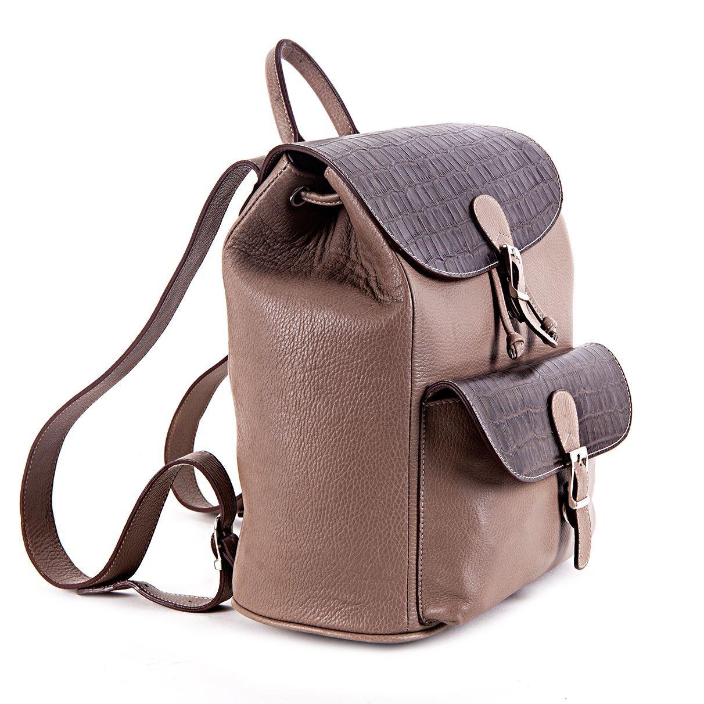 resm Crocodile Backpack