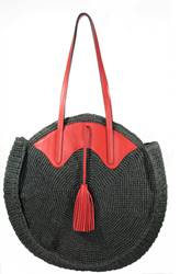 Resim Leather  Circle Bag