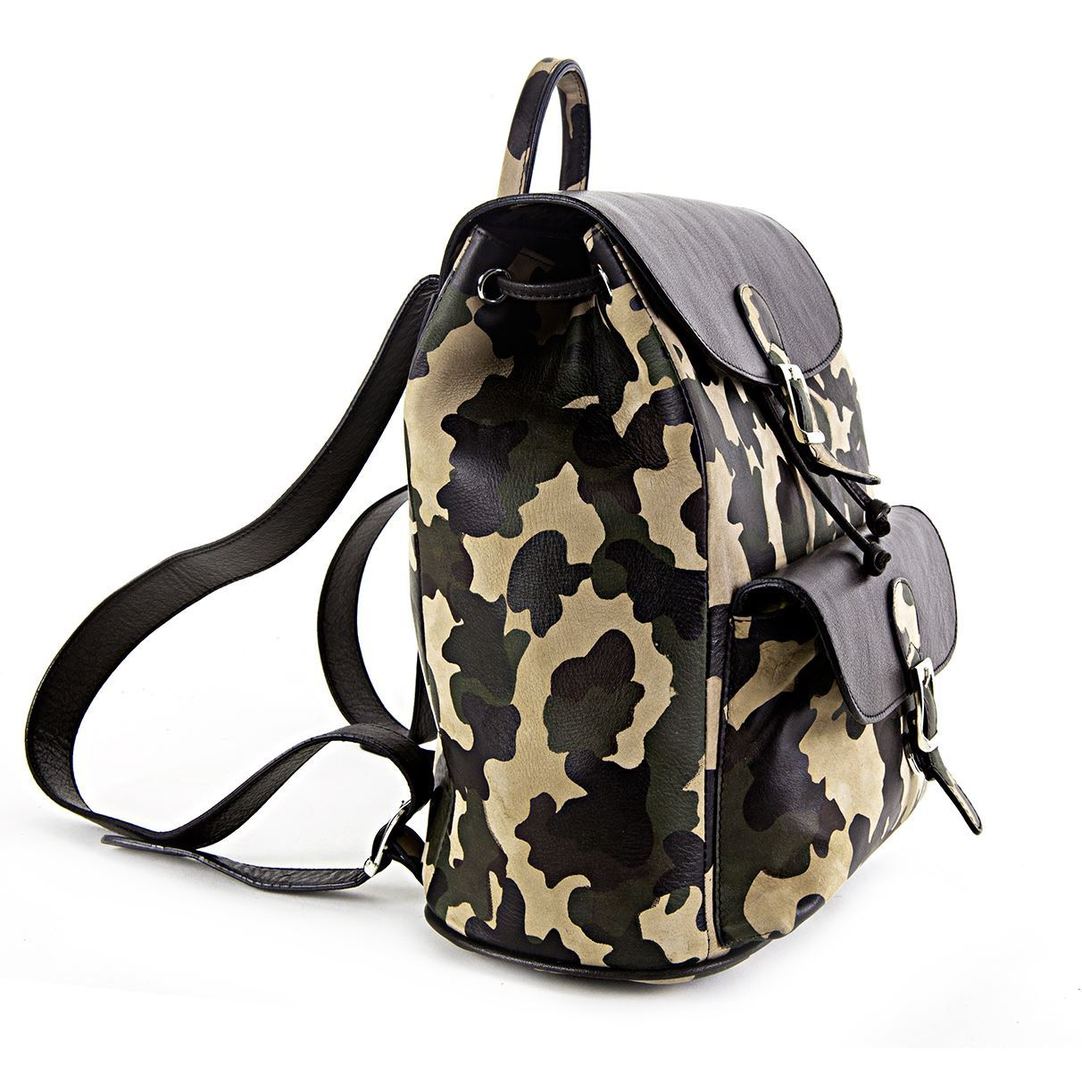 resm Camouflage Backpack