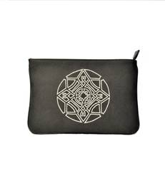 Resim Mandala Clutch